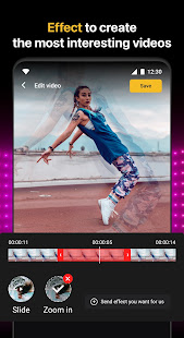 Slow motion - Speed up video - Speed motion 1.0.64 Screenshots 6