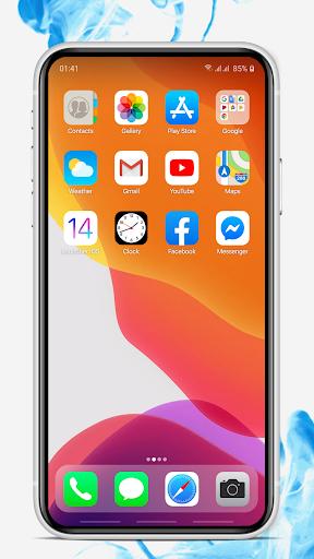 Launcher iOS 14 2.05 Screenshots 9