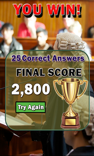 Family Law Trivia - Challenge Your Knowledge Quiz 2.01023 screenshots 12