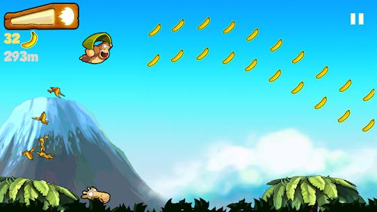 Banana Kong MOD APK 1.9.7.3 (Unlimited bananas, hearts) 14