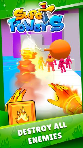Super Powers 3D  screenshots 2