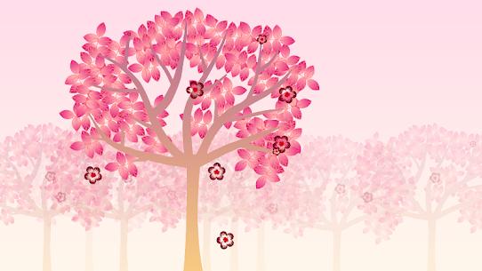 Falling Flowers Red – Live Wallpaper 1.0.0 Apk 1