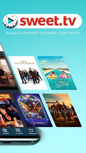 SWEET.TV. 260+ TV channels and TOP movies apktram screenshots 2