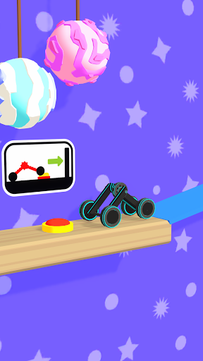 Folding Car puzzle games: fun racing car simulator  screenshots 6