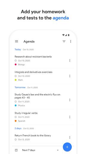 School Planner 4.0.9 Screenshots 1
