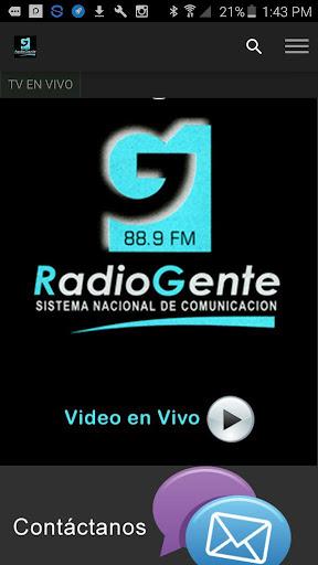 Radio Gente Bolivia screenshots 2