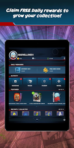 Marvel Collect! by Topps Card Trader 14.3.1 screenshots 14