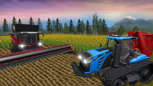 Real Farm Town Farming tractor Simulator Game 1.1.3 screenshots 6