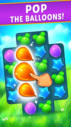 Balloon Paradise - Free Match 3 Puzzle Game apkmartins screenshots 1