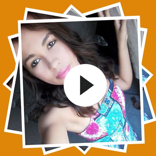Editor de Vídeo Foto Slide Com Música Faça Slides