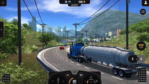 Truck Simulator PRO 2  screenshots 1