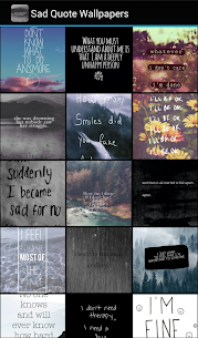 Sad Quote Wallpapers  For Pc (Windows And Mac) Download Now 1