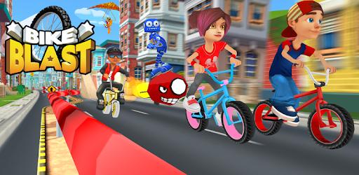Bike Blast- Bike Race Rush