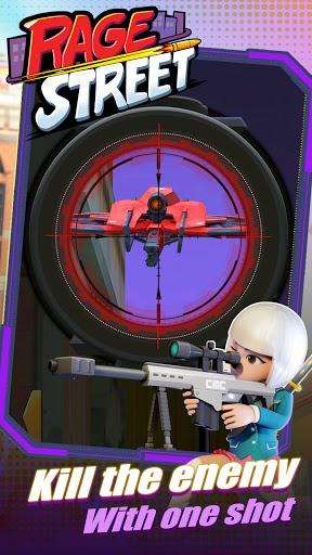 Rage Street - Shooting Game 0.1.9 screenshots 3