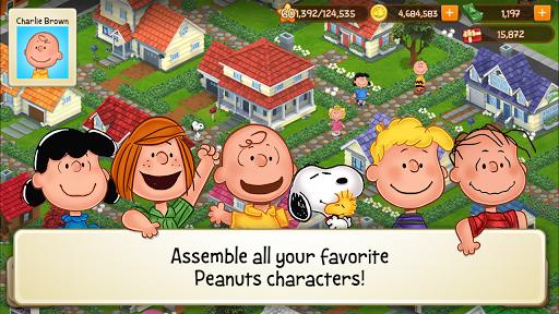 Snoopy's Town Tale - City Building Simulator  screenshots 16