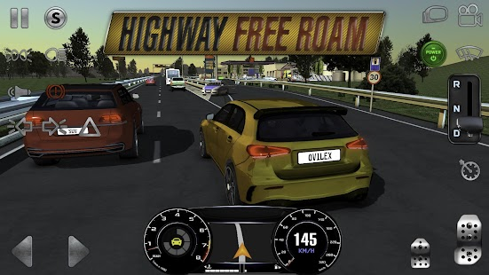 Real Driving Sim Screenshot