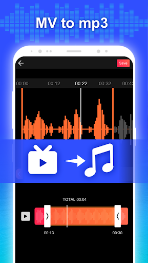Conver Video To MP3  Free Video To Audio Extractor 1.2 Screenshots 1