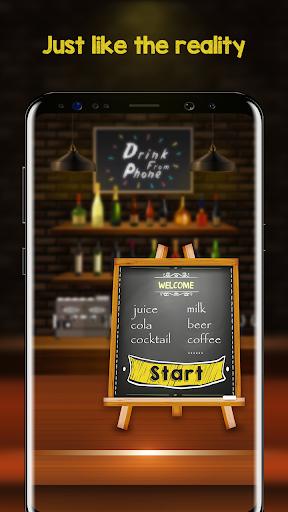 Drink Simulator - Drink Cocktail &Juice Mixer Joke 4.3.3 Screenshots 7