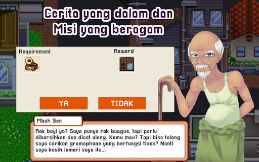 Citampi Stories: Offline Love and Life Sim RPG screenshots 6