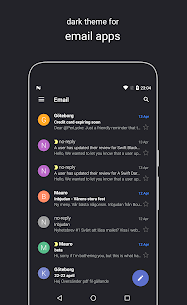 Swift Dark Substratum Theme v294 Pro APK 5