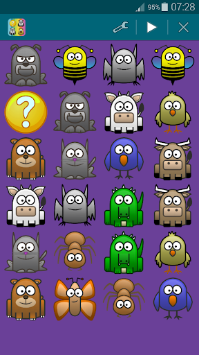 Animals 1, Memory Game (Pairs) For PC Windows (7, 8, 10, 10X) & Mac Computer Image Number- 7