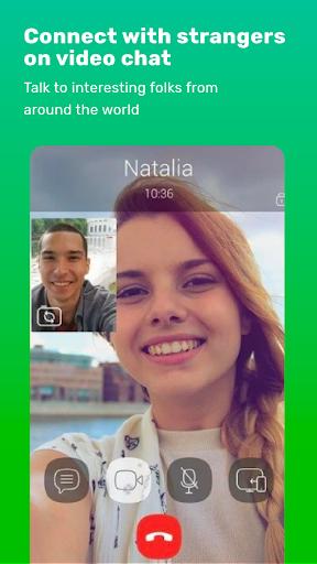Messenger for Video Call, Video Chat & Random chat  Screenshots 2