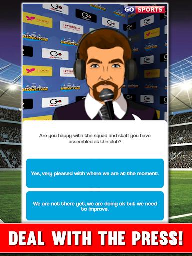 Club Soccer Director - Soccer Club Manager Sim 2.0.8e screenshots 21