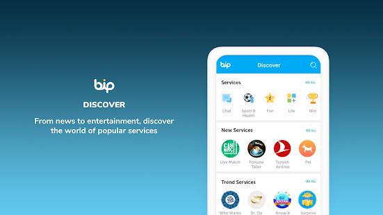 BiP u2013 Messaging, Voice and Video Calling screenshots 12