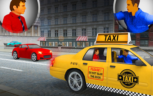 New Taxi Driving Games 2020 u2013 Real Taxi Driver 3d  screenshots 14