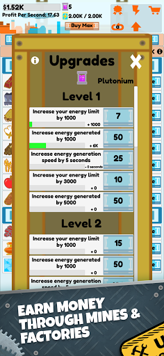 Idle Industry - Get Rich as an AFK Factory Tycoon  screenshots 5