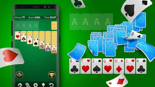 Solitaire Play - Classic Free Klondike Collection  screenshots 7