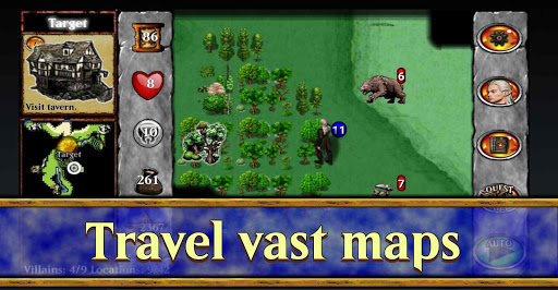 Immortal Fantasy: Cards RPG 12.3 screenshots 4