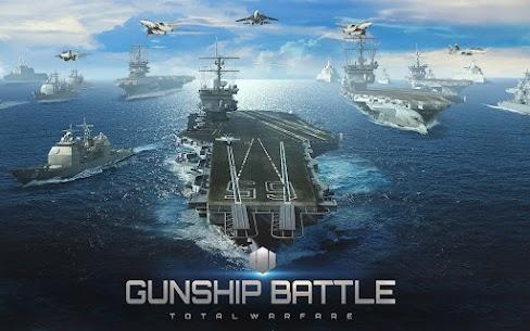 Gunship Battle Total Warfare 4.0.12 Apk + Data 1