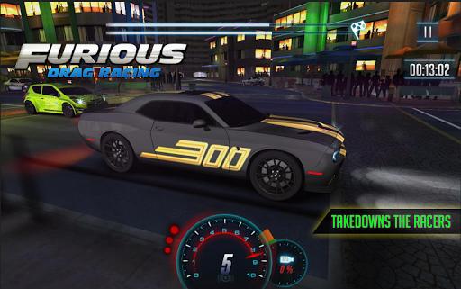 Furious 8 Drag Racing - 2020's new Drag Racing  Paidproapk.com 4
