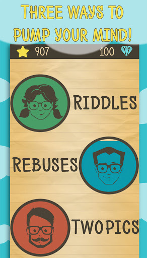 Riddles, Rebuses and Two Pics  screenshots 13
