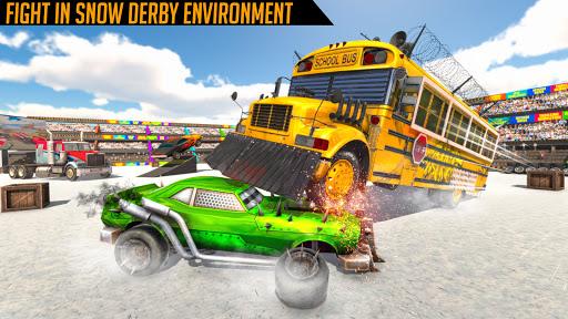 Monster Bus Derby - Bus Demolition Derby 2021  screenshots 10