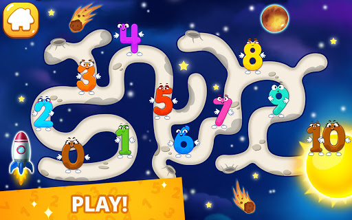 Numbers for kids - learn to count 123 games! 0.7.26 screenshots 2