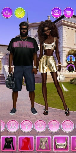 Celebrity Fashion u2013 Girl Games 1.4 screenshots 7