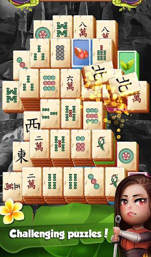 Mahjong World Adventure - The Treasure Trails 1.0.37 screenshots 4