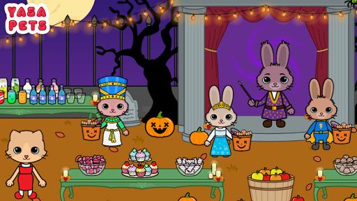Yasa Pets Halloween 1.0 Screenshots 21