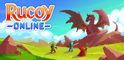 Rucoy Online - MMORPG - MMO - RPG APK 0