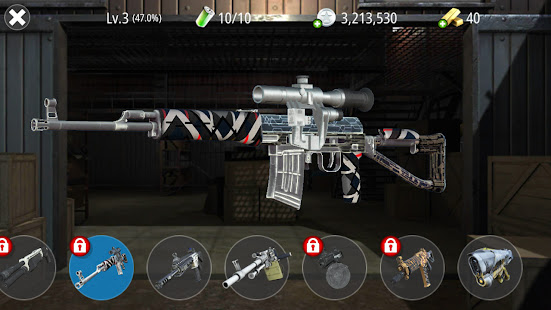 Image For Dead Fire: Zombie shooting Versi 1.3.3.7 4
