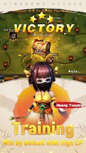 Kingdoms Attack MOD APK (Damage & Defense Multipliers) 3