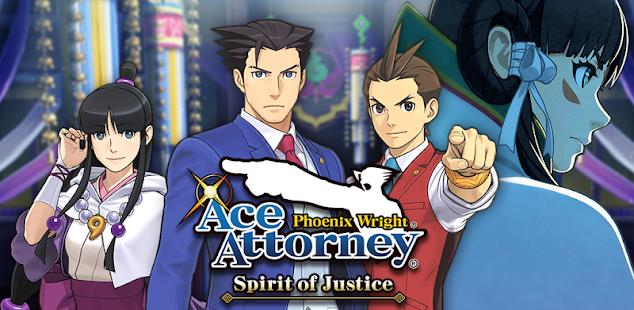 Скриншот №1 к Spirit of Justice