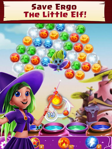 WitchLand - Bubble Shooter 2021 1.0.24 screenshots 10