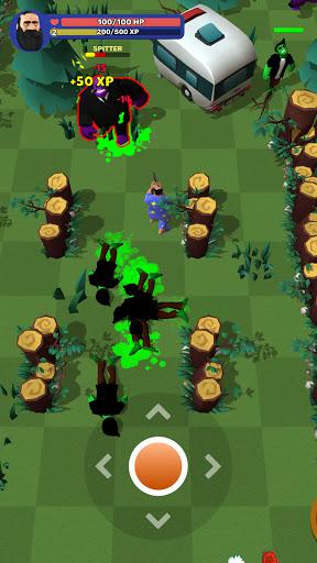 Code Triche Diableros: Zombie RPG Shooter apk mod screenshots 6