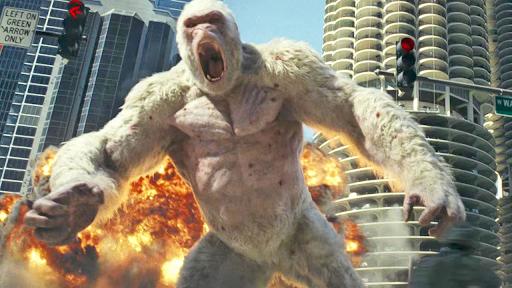 Godzilla Games: King Kong Games  screenshots 2