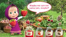 マーシャとクマ:子供のためのゲームのおすすめ画像2