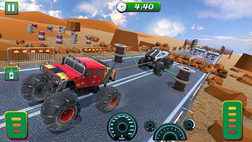 Trucks Tug of war: Monster Pull Match  screenshots 4