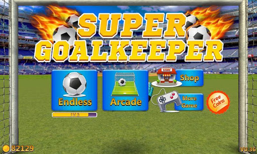Super Goalkeeper - Soccer Game screenshots 5